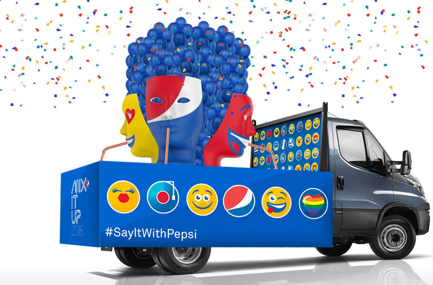 Pepsi company support gay
