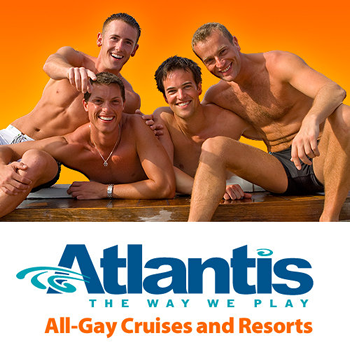 from Kayson atlantis caribbean cruise gay