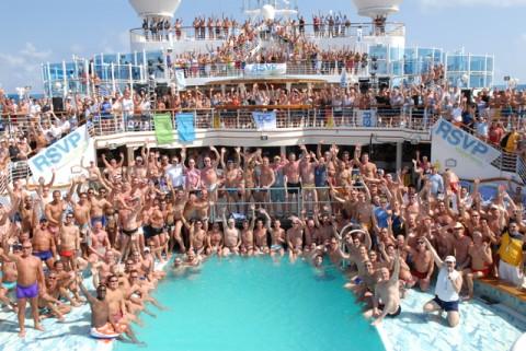 Atlantis - Cruise ship party