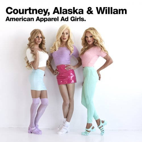Willam, Alaska and Courtney Act