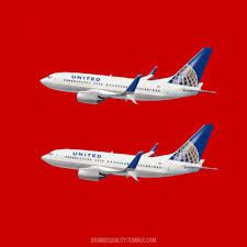 United emulates the HRC logo for Marriage Equality