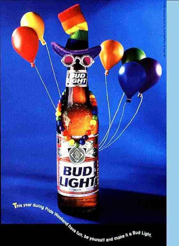 Bottle Pride 1998